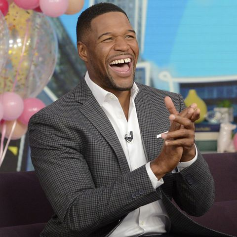 'GMA' Star Michael Strahan Posts a Rare Instagram of His Kids and 'Strahan and Sara' Fans Are Ecstatic