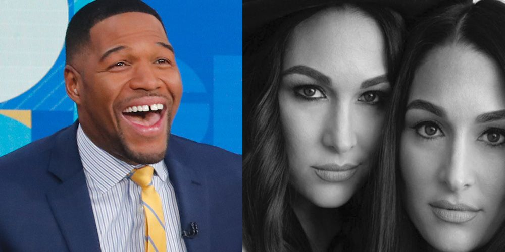 """GMA"" Fans Have a Lot of Questions About Michael Strahan's Latest Instagram"