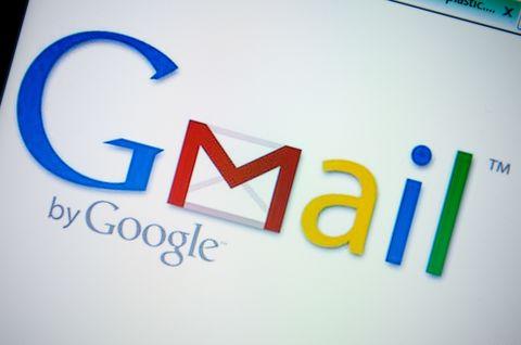 Gmail.com web mail site