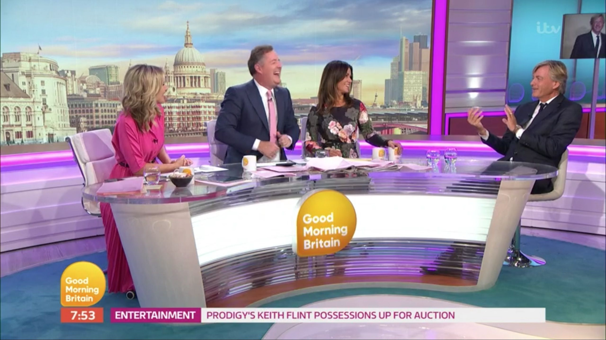 Good Morning Britain's Richard Madeley reveals what The Circle taught him