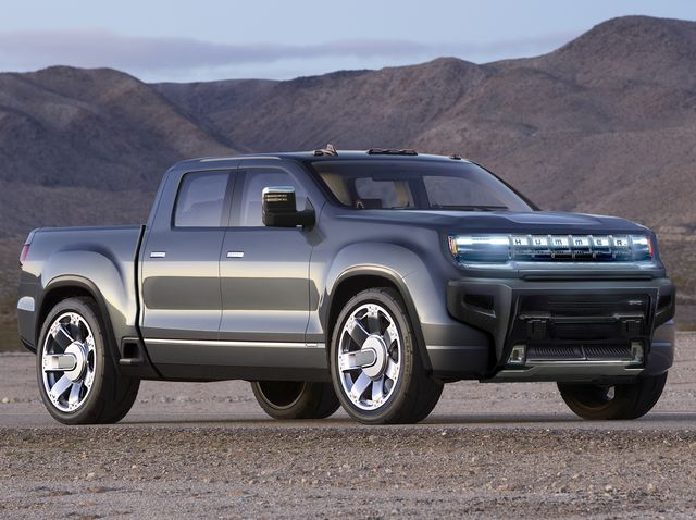 2022 GMC Hummer EV SUT: What We Know So Far