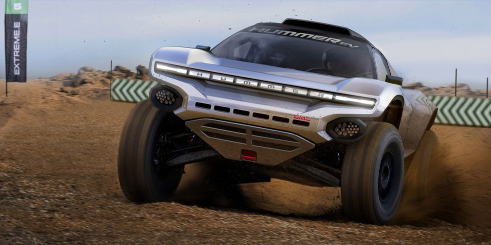 Here's Why GMC Hummer Is Going to Race in Extreme E