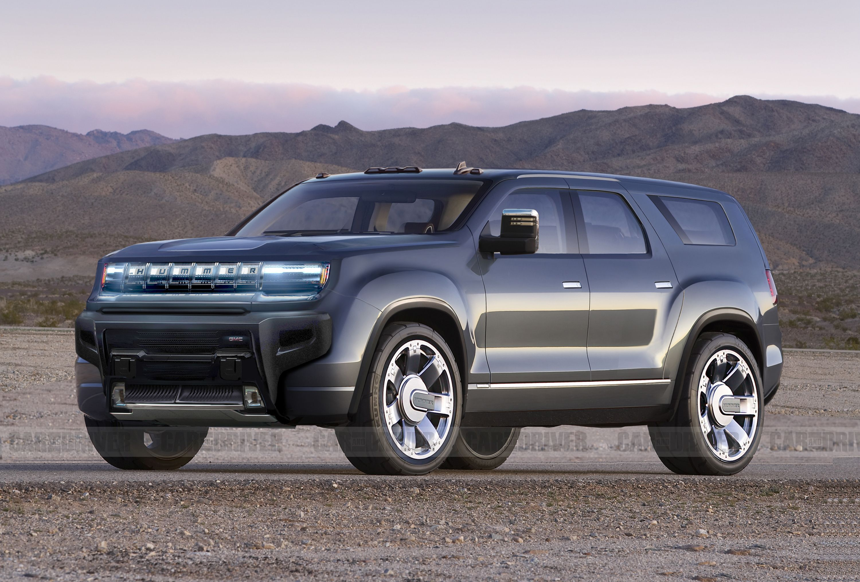 There S Also An Electric Gmc Hummer Suv Coming