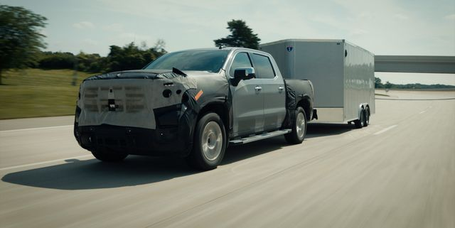 gmc sierra will introduce super cruise towing
