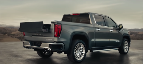 With Anthem Commercial Gmc Steps Up Its Game