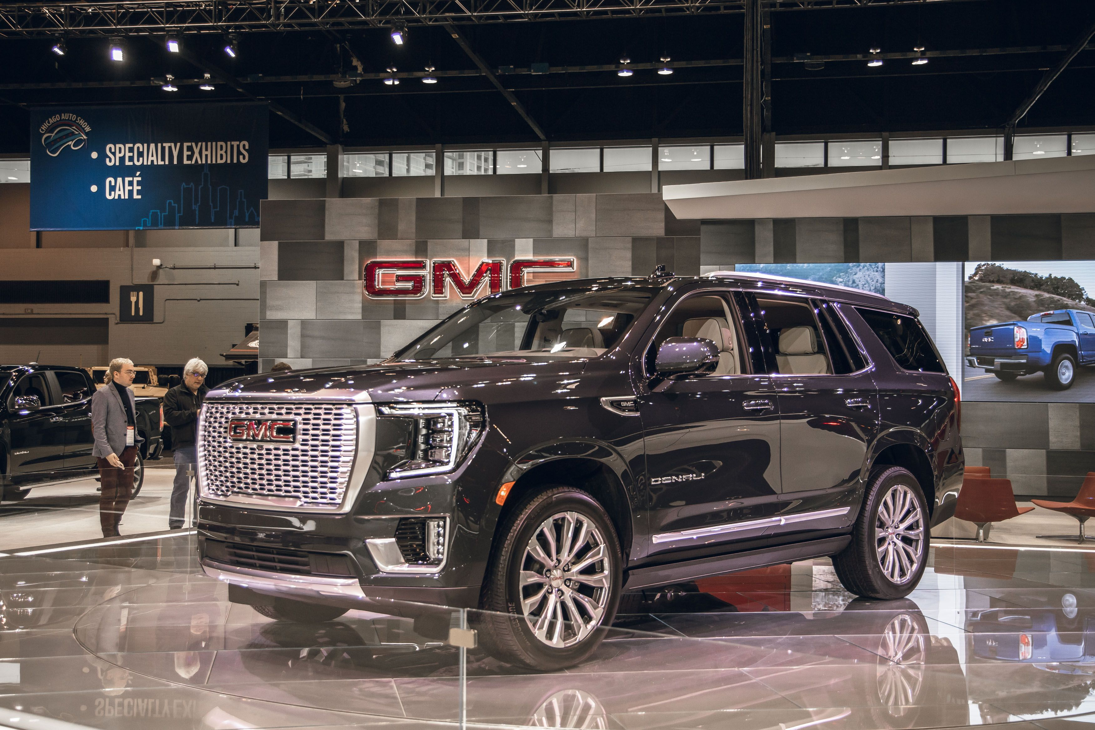 New 2021 Gmc Yukon Yukon Xl Get At4 Off Road Trim And Diesel Engine