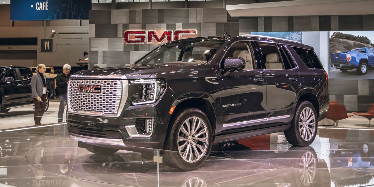 Subaru Certified Pre Owned >> New 2021 GMC Yukon, Yukon XL Get AT4 Off-Road Trim and Diesel Engine