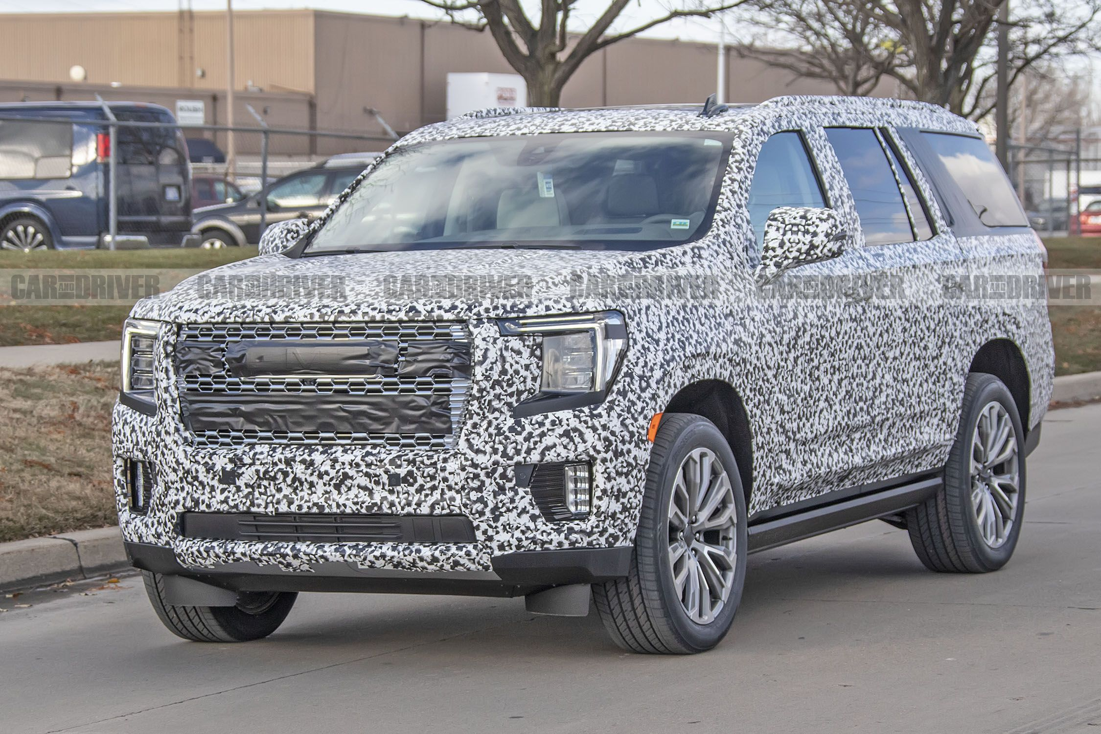 2021 Gmc Yukon Looks More Attractive Than New Tahoe And Suburban