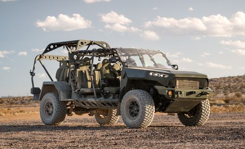 gm defense military vehicle