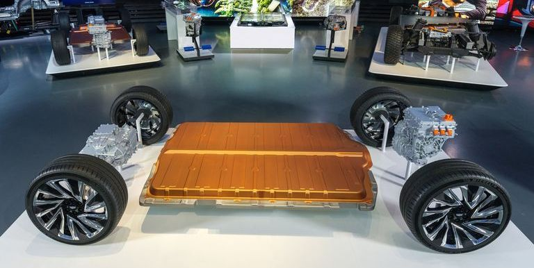 Future Honda EVs Will Use GM Batteries