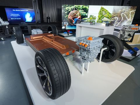 general motors ultium battery system