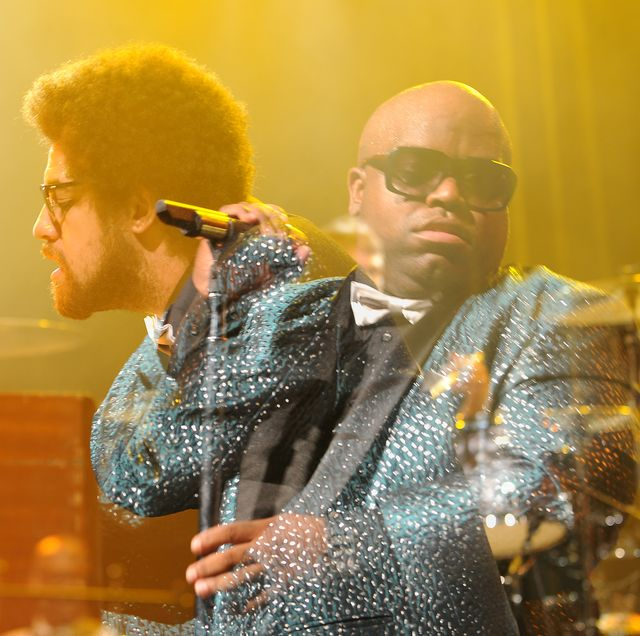 best workout songs   gnarls barkley performs at the montreux jazz festival in montreux, switzerland on july 10th, 2008