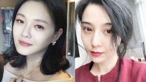 Face, Hair, Eyebrow, Cheek, Nose, Chin, Lip, Hairstyle, Forehead, Skin,
