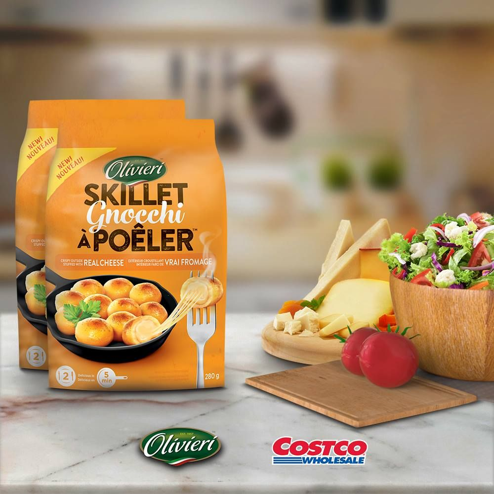 Costco Is Selling Gnocchi Stuffed With Three Different Kinds Of Cheese