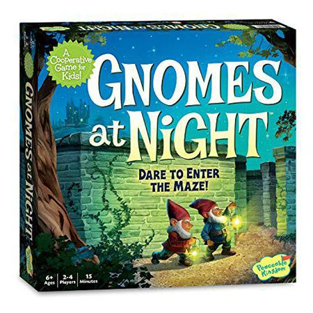 Fun Things to Do at a Sleepover - Gnomes at Night