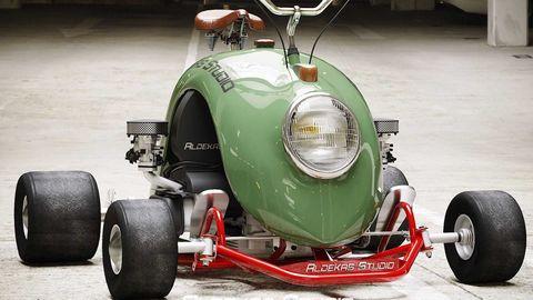 kart beetle