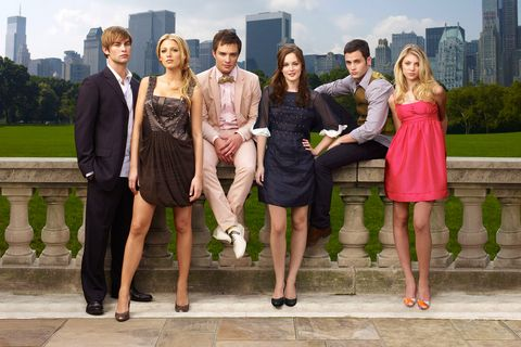 'Gossip Girl' Might Be Getting a Reboot, and Chace Crawford Is Down