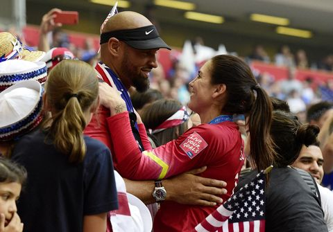 Hope Solo Returns to FIFA Women's World Cup in a New Role