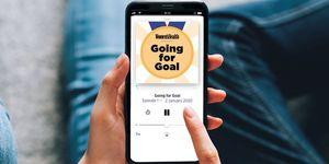 going for goal podcast - women's health uk