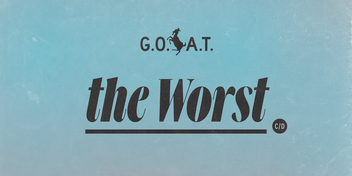 GOAT: We Saved the Worst Cars for Last
