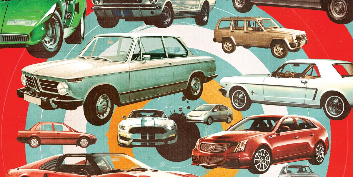 The Greatest Cars of All Time: Choosing the One