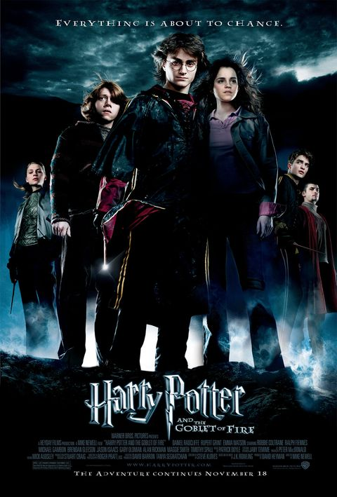 How To Watch All The Harry Potter Movies In Order List Of Harry Potter Movies In Order