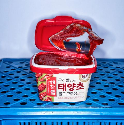koreaanse pasta gochujang
