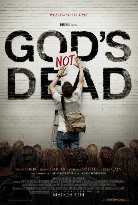 netflix christian movies   god's not dead
