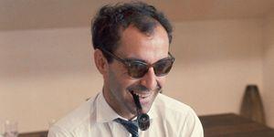 Jean-Luc Godard vida, peliculas, filmografia brigitte bardot
