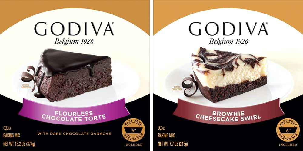 Godiva S New Baking Mixes Will Instantly Turn You Into A