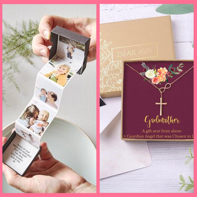 25 Thoughtful Godmother Gifts Best Gifts For Godparents