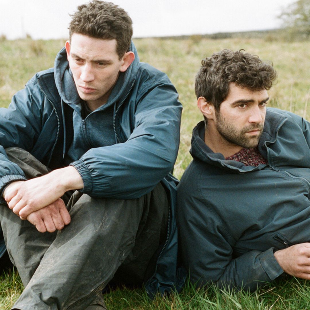 God's Own Country A young sheepfarmer named Johnny sees his life turned upside-down when his father hires a Romanian migrant worker, Gheorghe, with whom he falls in love.