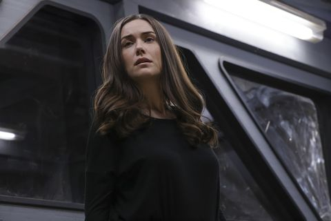 the blacklist   season 8  megan boone