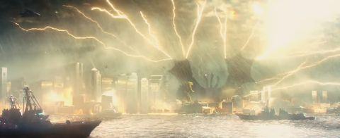 'Godzilla: Rey de los Monstruos': Tráiler final - Godzilla 2