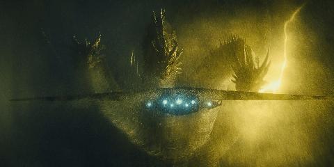 Godzilla 2 tv spot