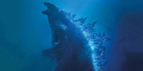Godzilla rey monstruos