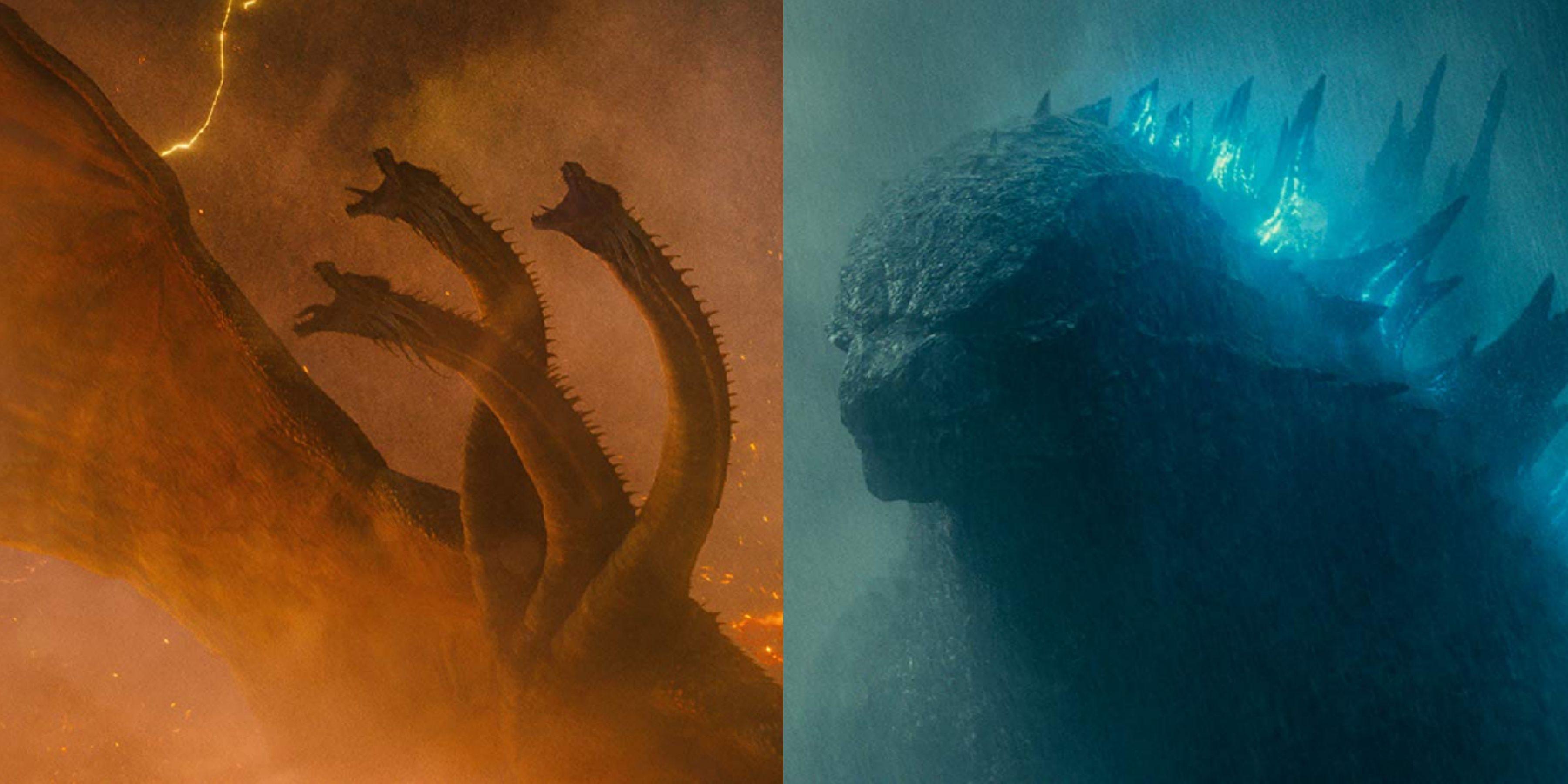 『ゴジラ キング・オブ・モンスターズ』に登場する怪獣たち