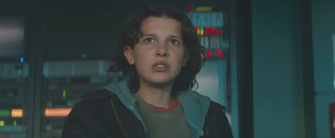 Godzilla: King of the Monsters trailer traps Stranger Things' Eleven