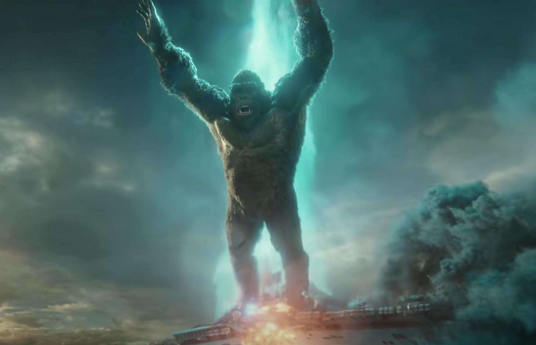 Godzilla vs Kong timeline explains why King Kong is now bigger