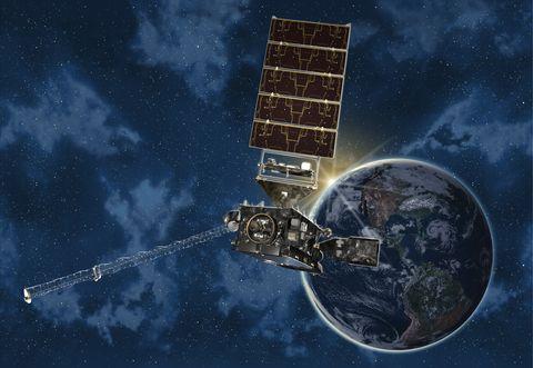 GOES-R Satellite