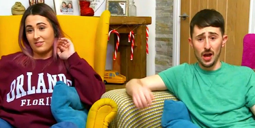 Gogglebox's Pete and Sophie share hilarious throwback pictures