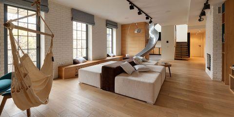 Case gli interni pi belli e originali di case loft e for Case stravaganti