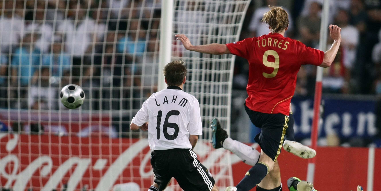 Gol de Torres final Eurocopa 2008
