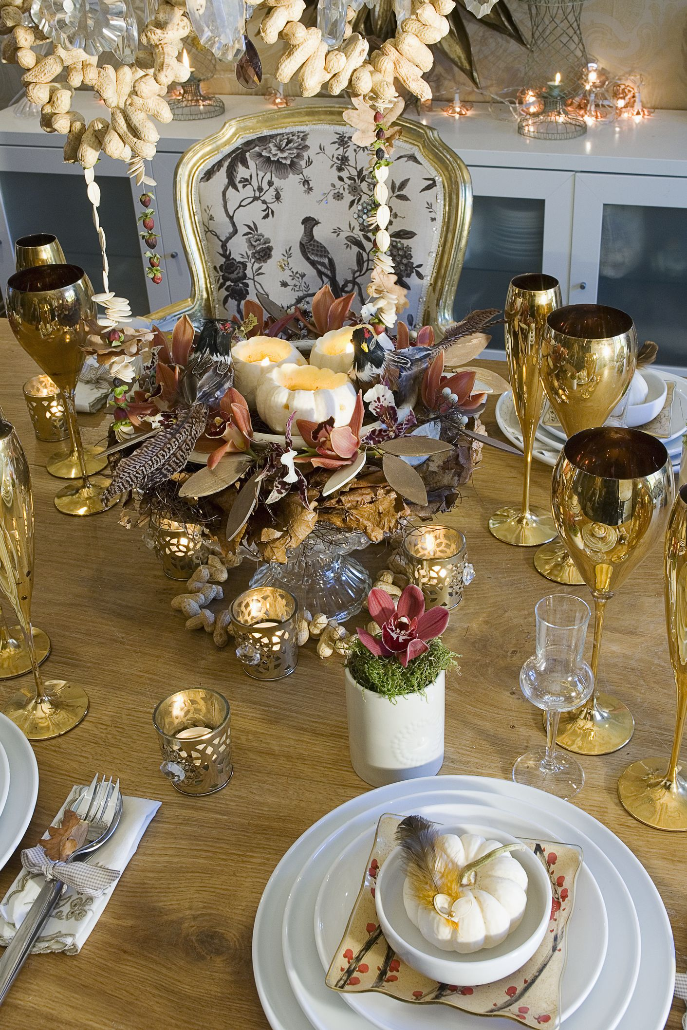 thanksgiving table decorations 16 best thanksgiving table decor ideas beautiful 12441