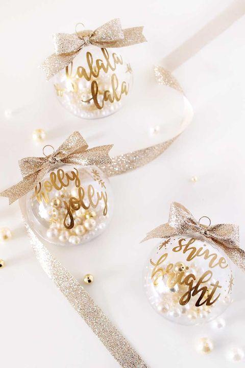 53 Homemade Christmas Ornaments Diy Crafts With Christmas Tree