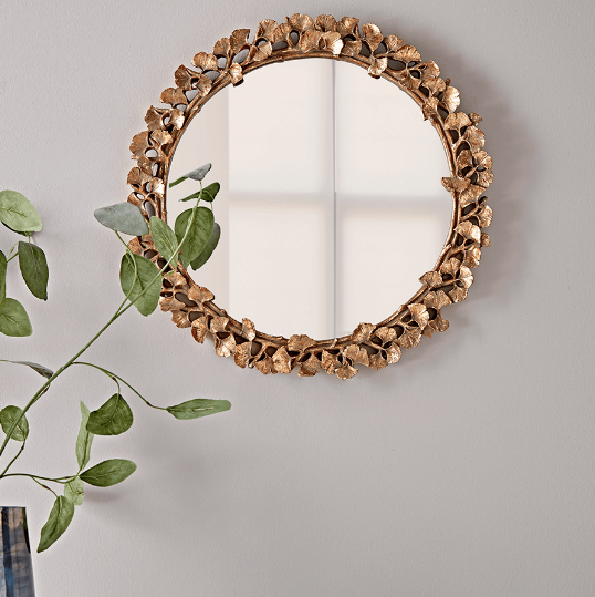 Wall mirror styles
