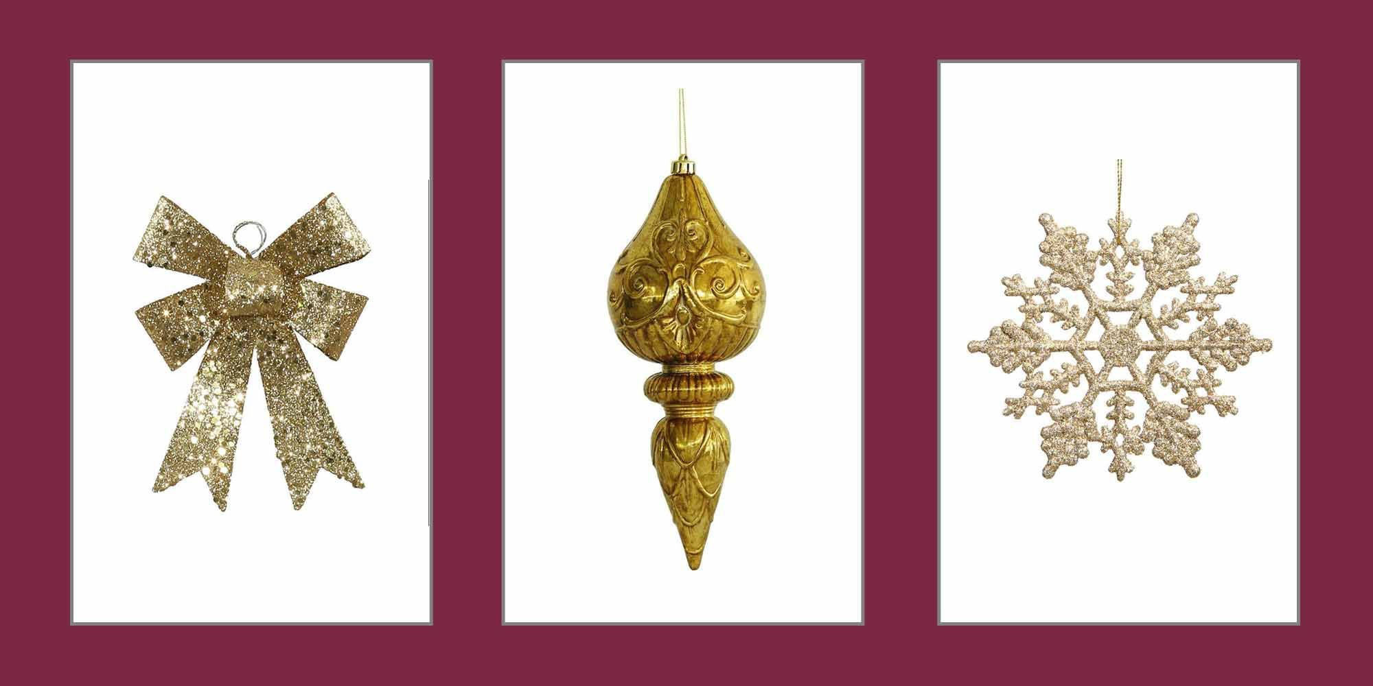 The Best Gold Christmas Ornaments for a Glam Tree