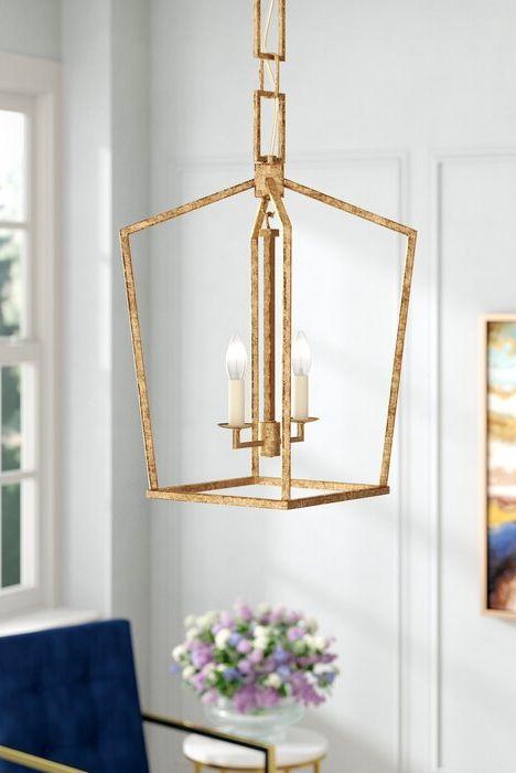 gold pendant wayfair - best lighting stores