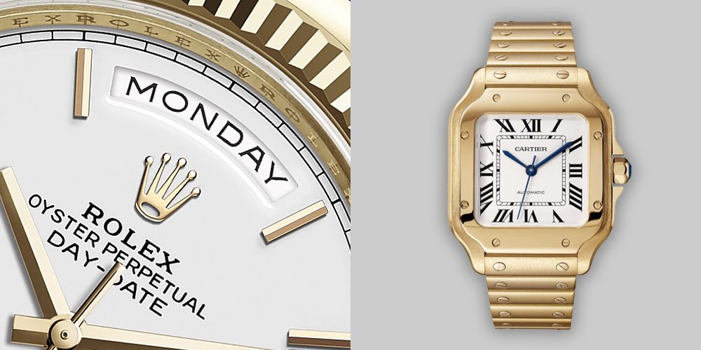 16 Of The Best Gold Watches For The Mob Boss, The Classicist, And Everyone (And Every Budget) In-Between
