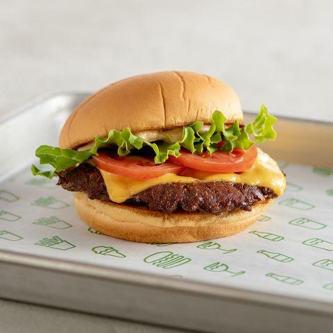 Dish, Food, Hamburger, Cuisine, Cheeseburger, Fast food, Buffalo burger, Original chicken sandwich, Burger king grilled chicken sandwiches, Veggie burger,